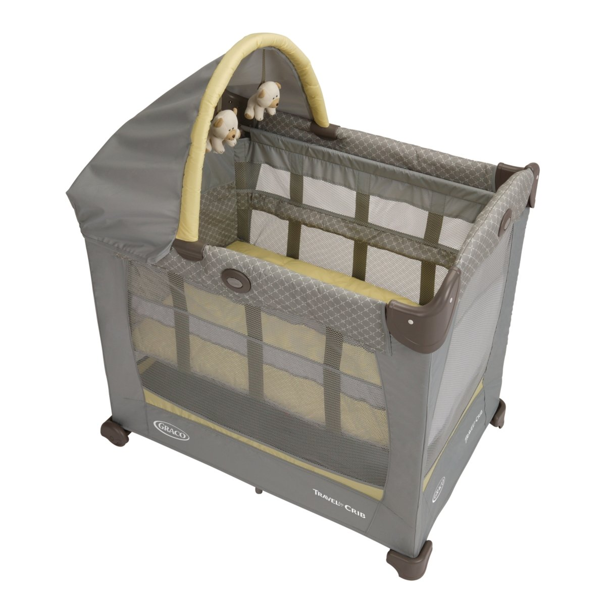 graco bedroom bassinet portable crib. amazon.com: graco travel lite crib with stages, peyton (discontinued by manufacturer): baby bedroom bassinet portable
