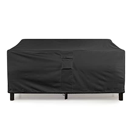 KHOMO Gear - Panther Series - Waterproof Heavy Duty Outdoor Lounge Sofa Patio Cover - Extra Large - 104 Length