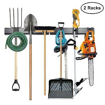 Amazon.com: Organizador de herramientas de almacenamiento, 8 ...