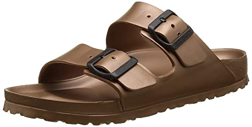 Birkenstock Arizona Eva Sandali Punta Aperta Donna  Amazon.it  Scarpe e  borse 47a350a60d2