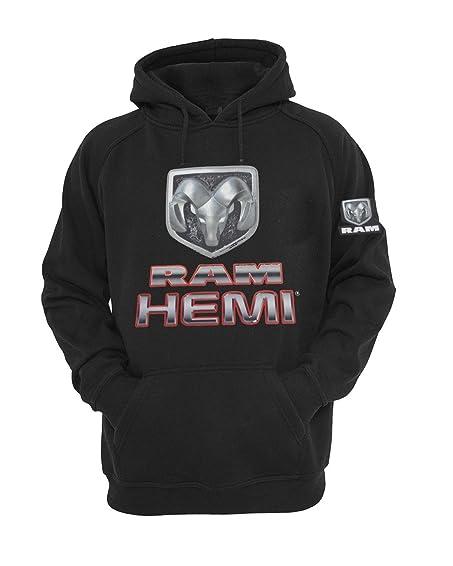 Dodge Ram Hoodie >> Ram Hemi Logo Shield Dodge Pullover Hoodie Sweatshirt Hooded At
