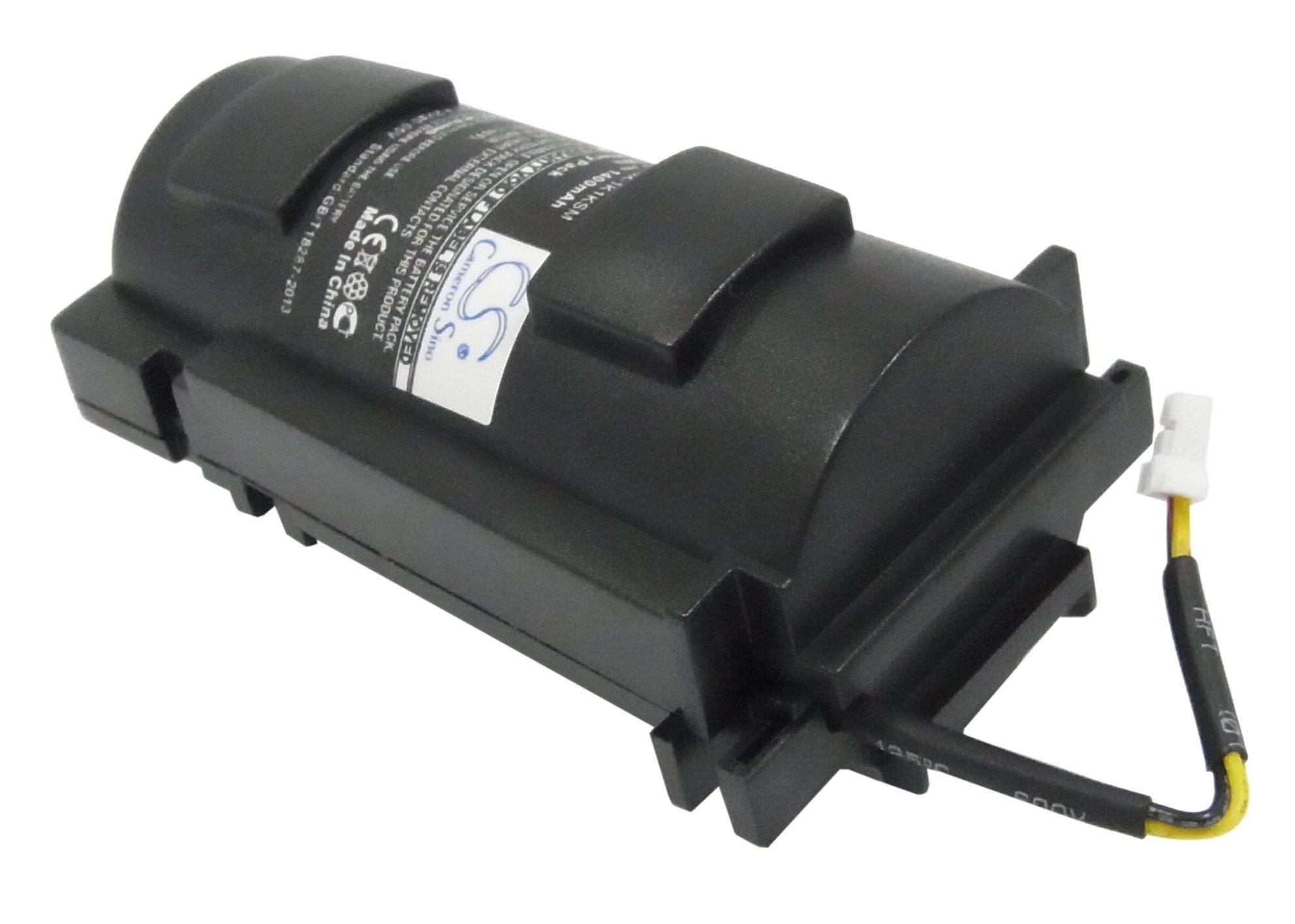 Cameron Sino Rechargeble Battery for Metrologic 00-06260A