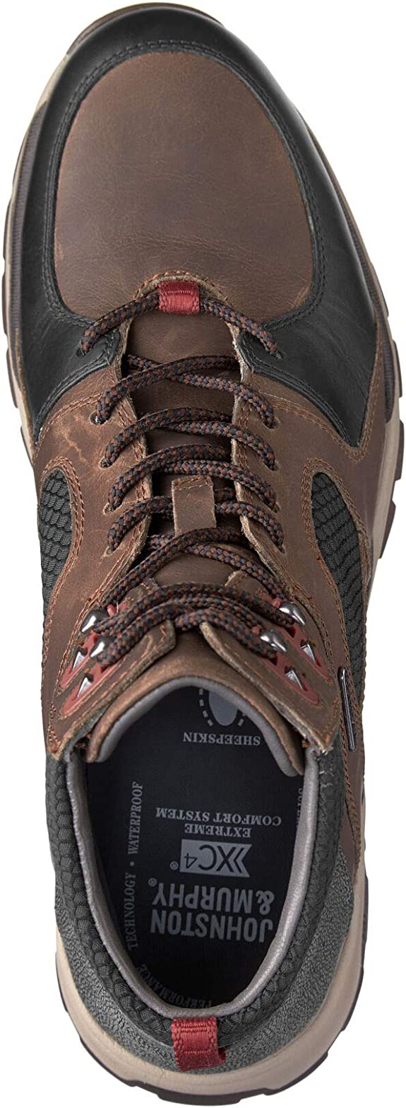 johnston and murphy xc4 boots