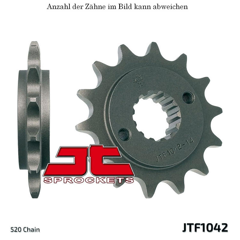 14er Ritzel Kymco Maxxer 300 Onroad 13-14 JT Sprockets JTF1042.14 jtSprockets
