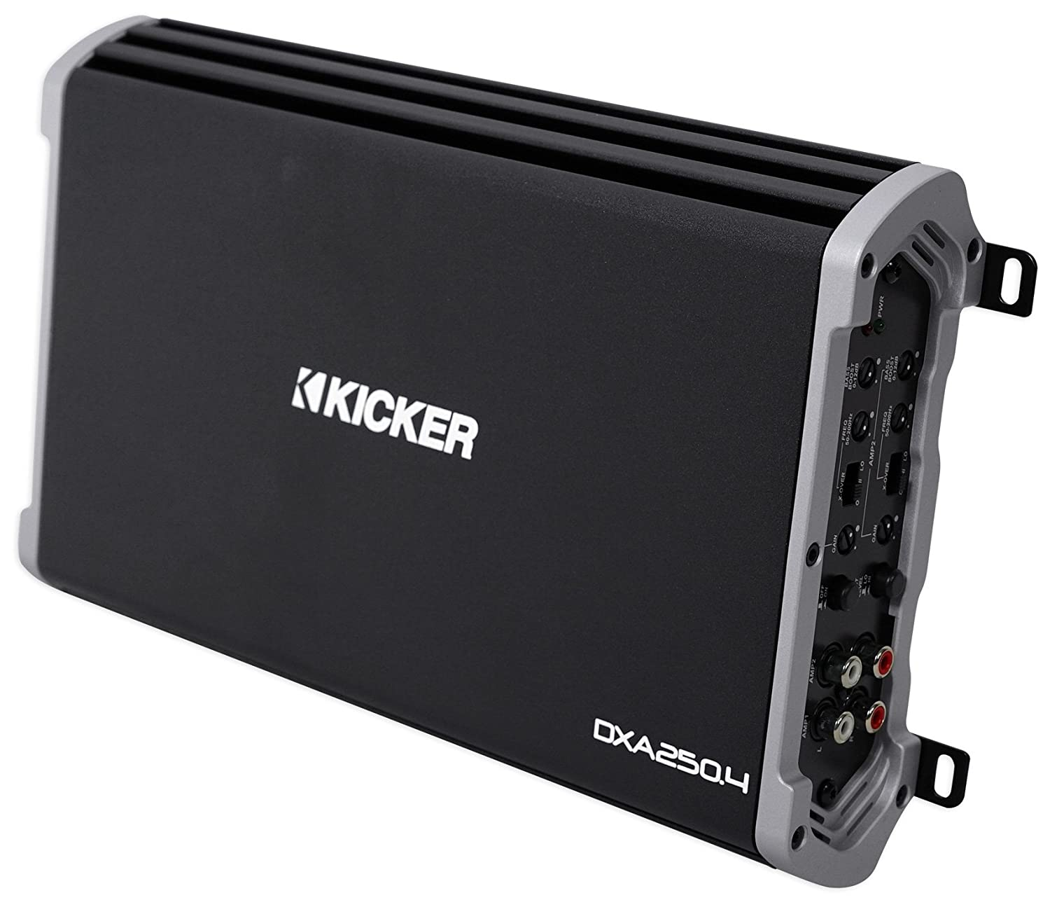 Amazon.com: Kicker 43DXA2504 D-Series 4-Ch. 60Wx4 Car Amplifier Amp DXA250.4 4+ Earbuds: Car Electronics