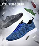 konhill Women's Breathable Sneakers Casual Knit