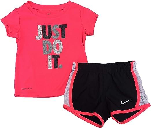 Nike Infant Girls Just Do It T-Shirt