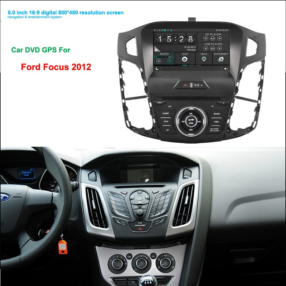 amazon com witson capacitive touch screen car dvd gps sat rh amazon com Ford Focus Automatic Transmission 2014 Ford Focus Titanium Hatchback