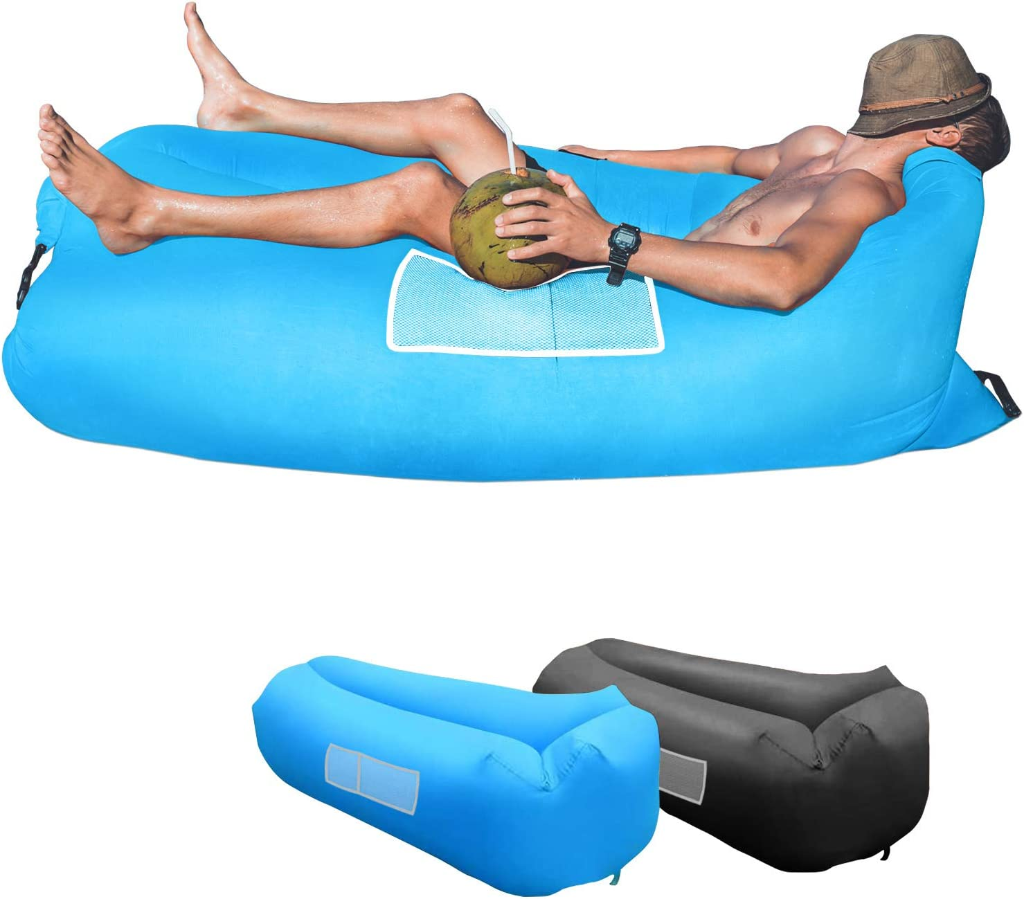 Kxly Inflatable Air Lounger