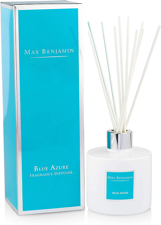 Max Benjamin Blue Azure Luxusdiffusor D26 Küche Haushalt