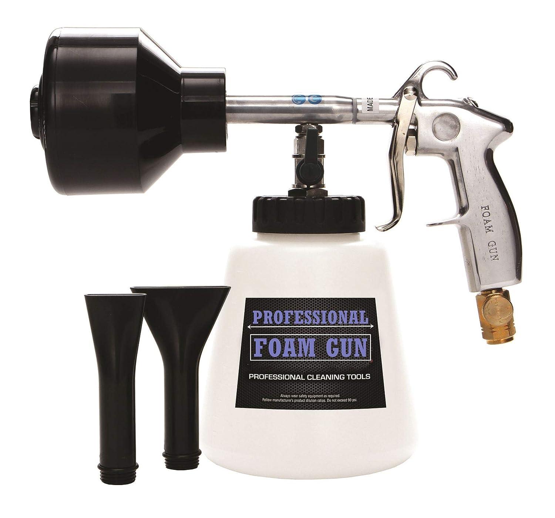 Tools And Hardware Heavy Duty Pilot Power Car Wash Foam Maker Spray Gun 1 Foam Gun 2 Extension 1 Container Amazon In Car Motorbike