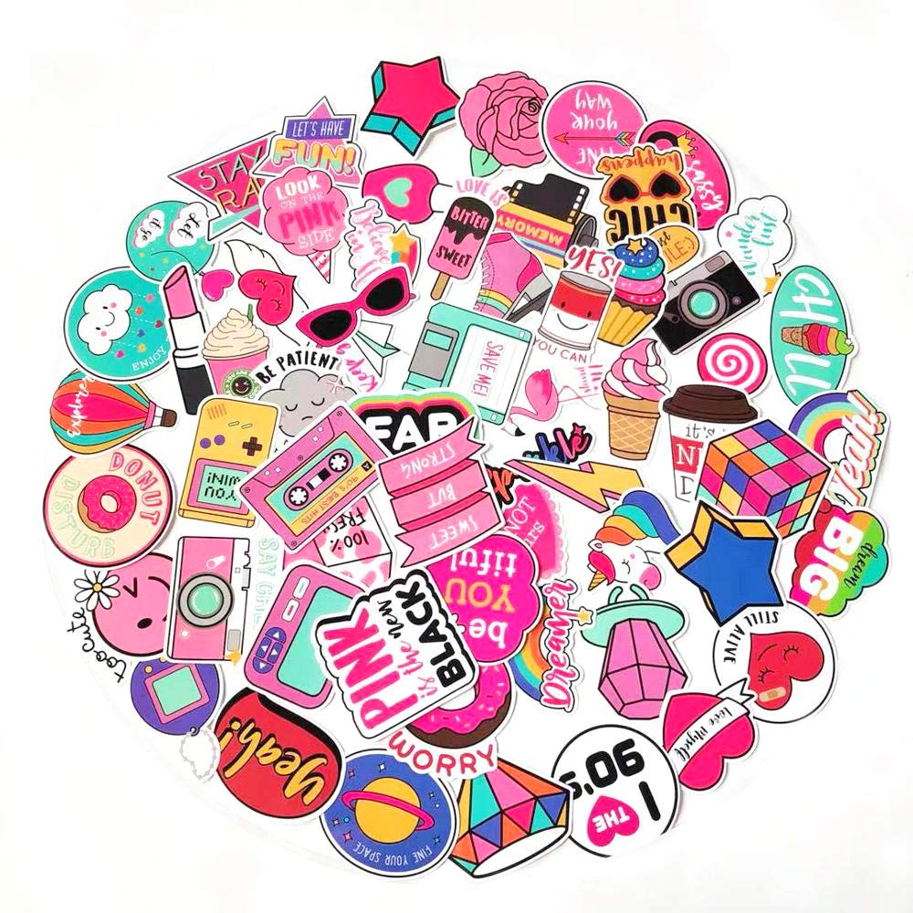 Colorful Stickers!