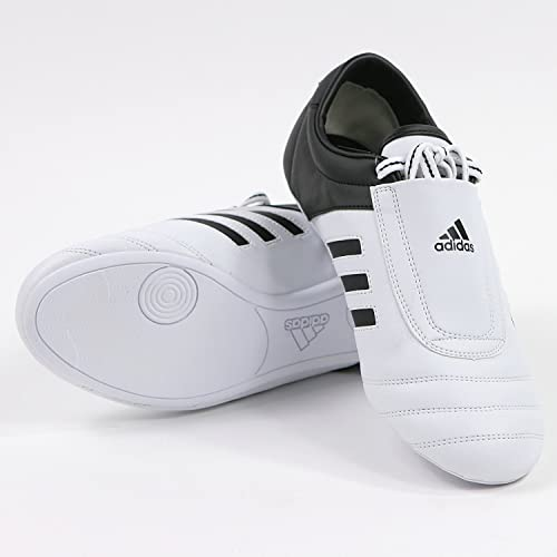 adidas taekwondo cuoio scarpe tkd ms ii cachi / orange