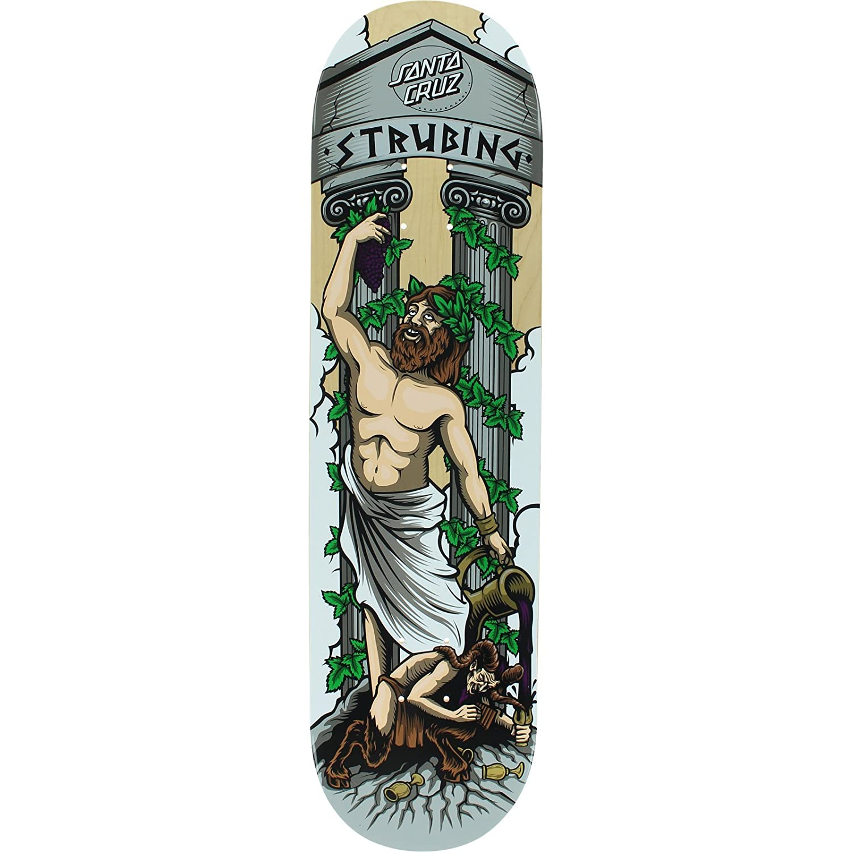 Santa Cruz Strubing Dionysus Skateboard Deck -8.3 DECK ONLY Universo Extremo Boards