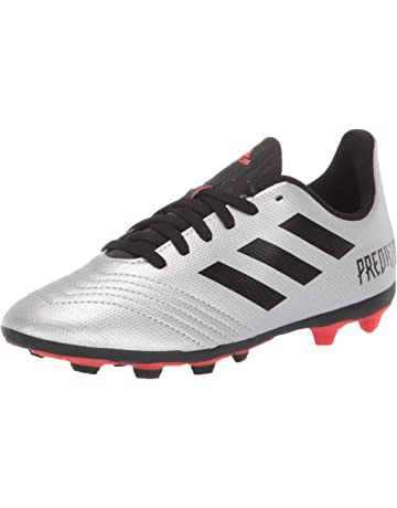 966ab78f5250 adidas Kids' Predator 19.4 Firm Ground Soccer Shoe