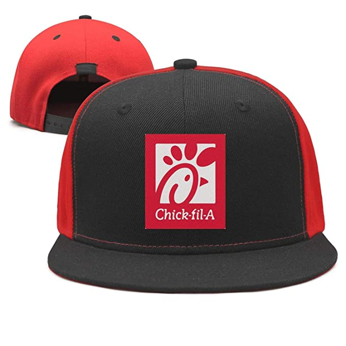 14a925dc uter ewjrt Adjustable Chick-fil-A-Logo- Trucker Hat Fitted Fashion Cap