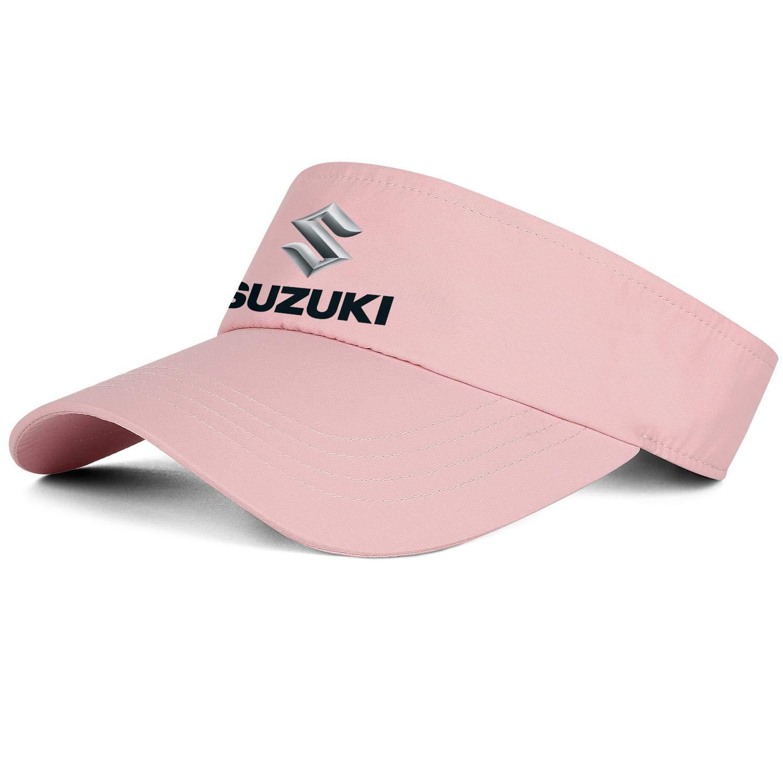DRTGRHBFG Unisex Woman Men Visor Hat Cool Baseball Hat Adjustable Baseball Tennis Caps
