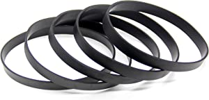 Pro-Parts 61120 Vacuum Belts for Eureka Style U Whirlwind Victory (5Pcs)