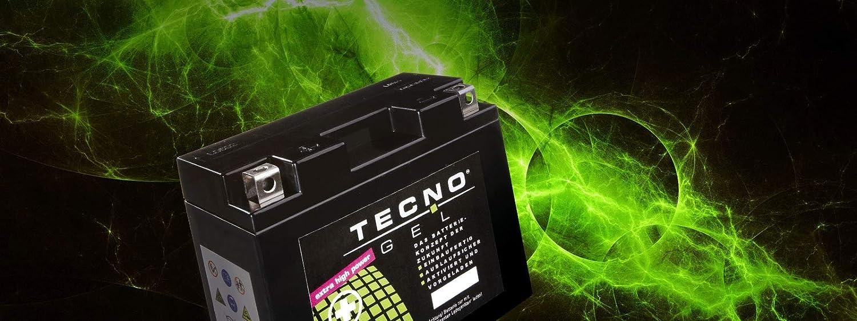 Tecno YTX14-BS Gel Batterie R 1200 GS ABS 2004-2012
