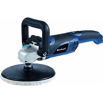 Poliermaschinen (z.B. von Einhell) sind sowohl fürs Polieren als auch Schleifen geeignet.
