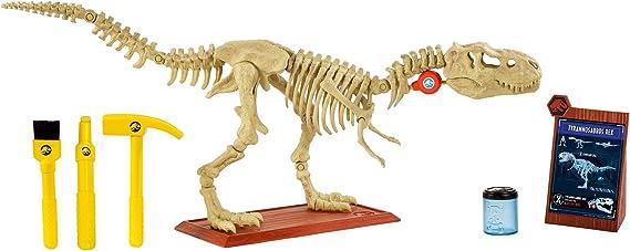 Details about  /VELOCIRAPTOR FOSSIL KIT Paleontologist Mattel JURASSIC WORLD Fallen Kingdom 2018