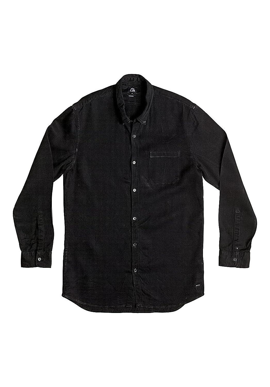 Herren Hemd lang Quiksilver Curious Key Shirt LS