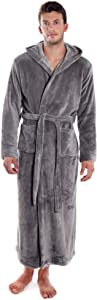 Sweepstakes: Verabella Men's Ultra-Soft Plush Bath Robes w/Hoodie