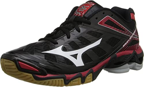 mizuno womens volleyball shoes size 8 x 3 inch height jpg