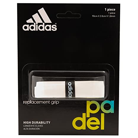 adidas padel - Grip Logo Performance, color white