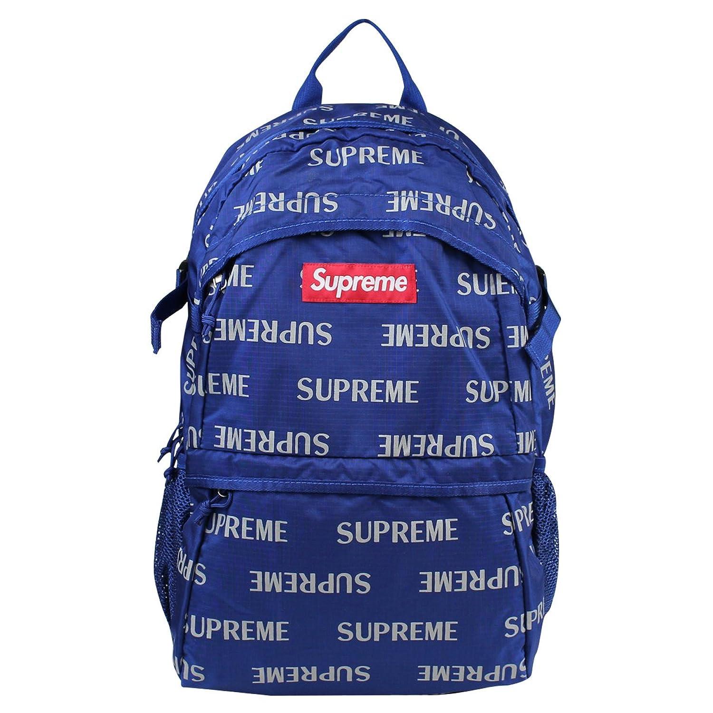 (シュプリーム)Supreme リュック バックパック (並行輸入品) B01LF8W1WAブルー