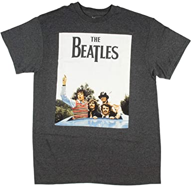 Los Beatles Mens Magical Mystery Tour los integrantes de la ...