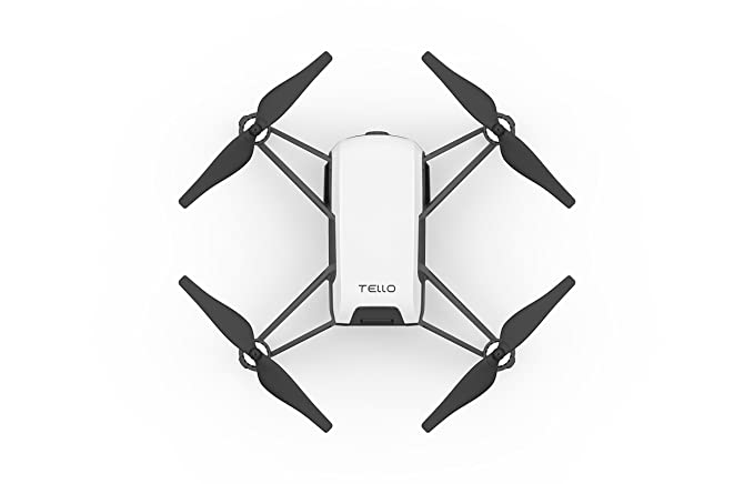 Ryze DJI Tello - Mini dron ideal para videos cortos con tomas EZ ...