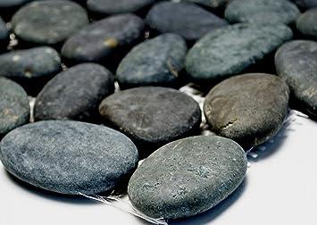 Mosaico network mosaico piastrelle ciottoli piatta mix grigio