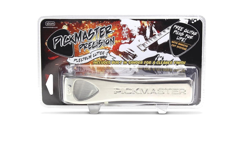 Cortador de Precisiónde Púas para Guitarra Pickmaster: Amazon.es: Instrumentos musicales