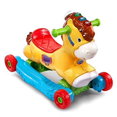 VTech Gallop and Rock Learning Pony: Toys & Games