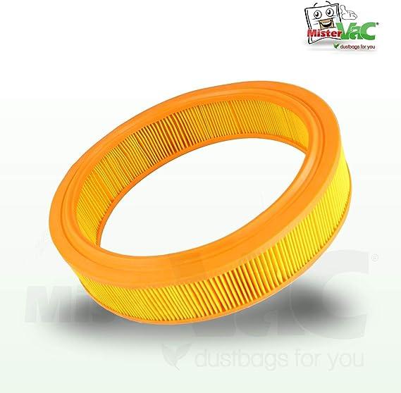 E-L. 10x Sac-filtre tissus pour aspirateur PROTOOL VCP 170E