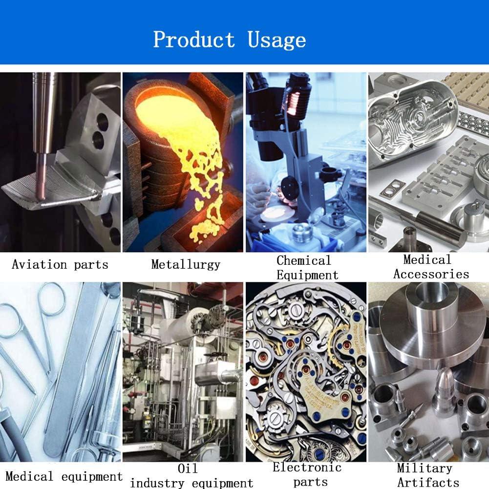 MHUI Titanium Rod TC4 Used in Industry Or DIY Material Length 100mm//3.9in,Diameter:30mm,32mm100mm