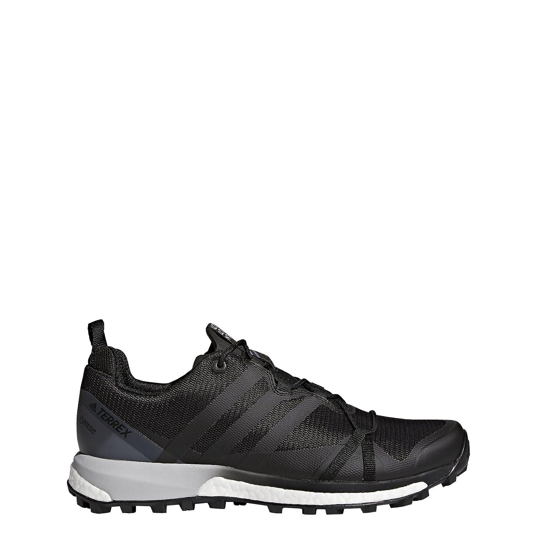 adidas outdoor Terrex Agravic GTX Shoe Men's BlackBlackWhite, 9.5