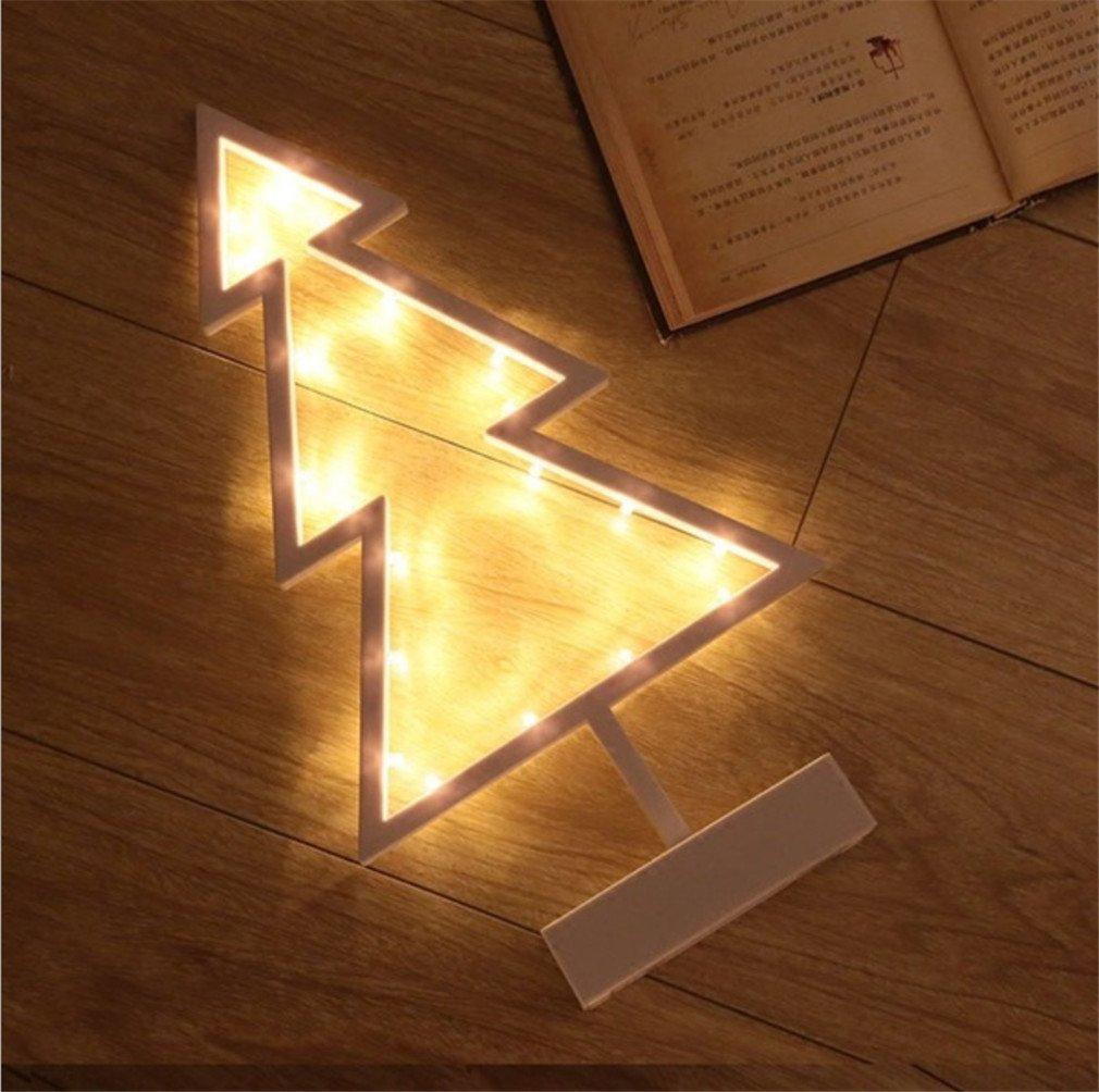 Amazon Com Lucky Clover A Led Night Light Table Lamp Heart Star
