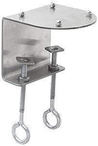 Carlisle HLA2000 Aluminum FlexiGlow Heat Lamp Adaptor Clamp