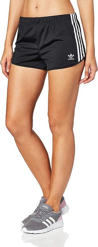 adidas 3 Str Short - Pantalones Cortos de Deporte Mujer ...