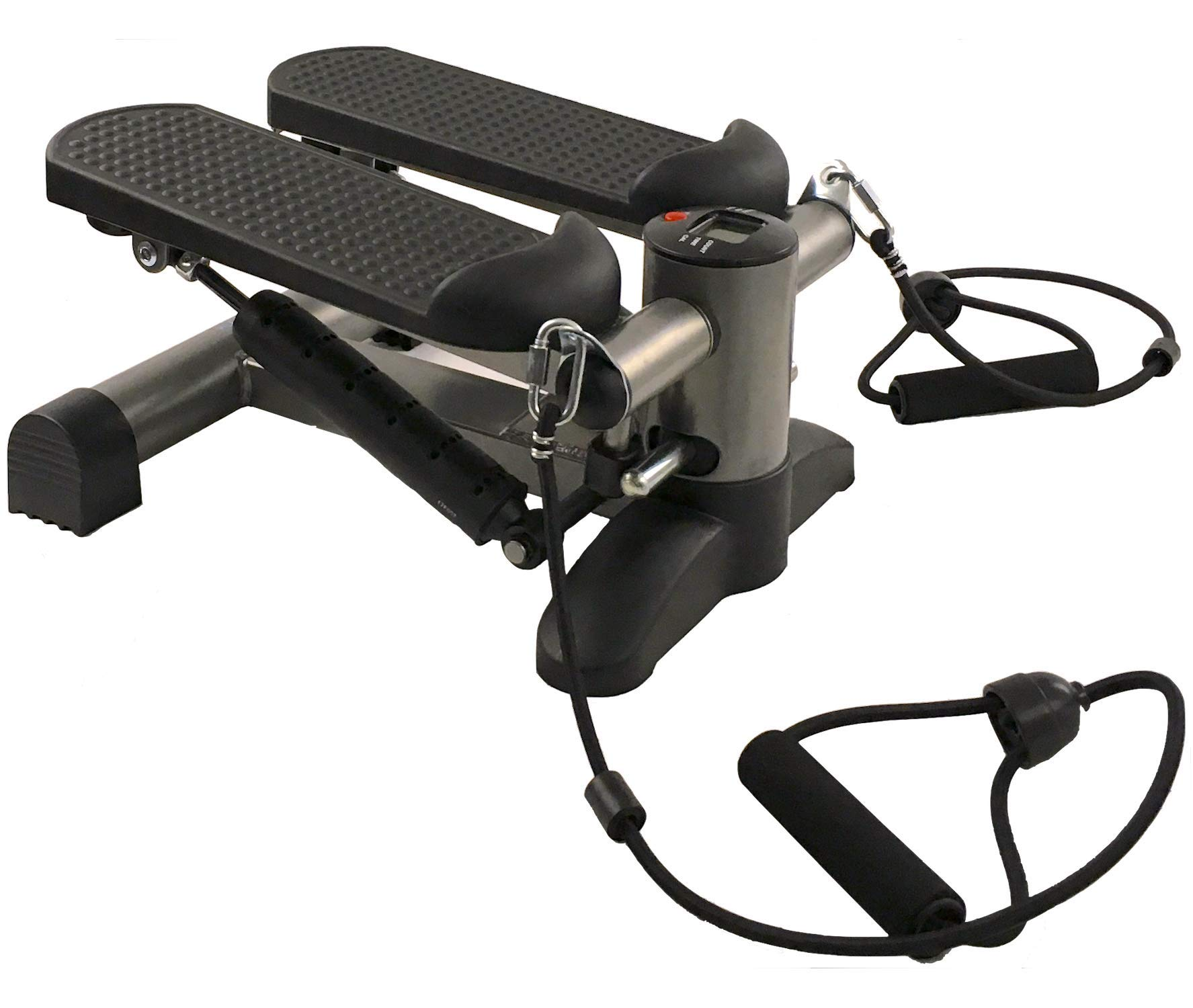 Stel'Air Mini Stepper with Resistance Bands TSVF-­792