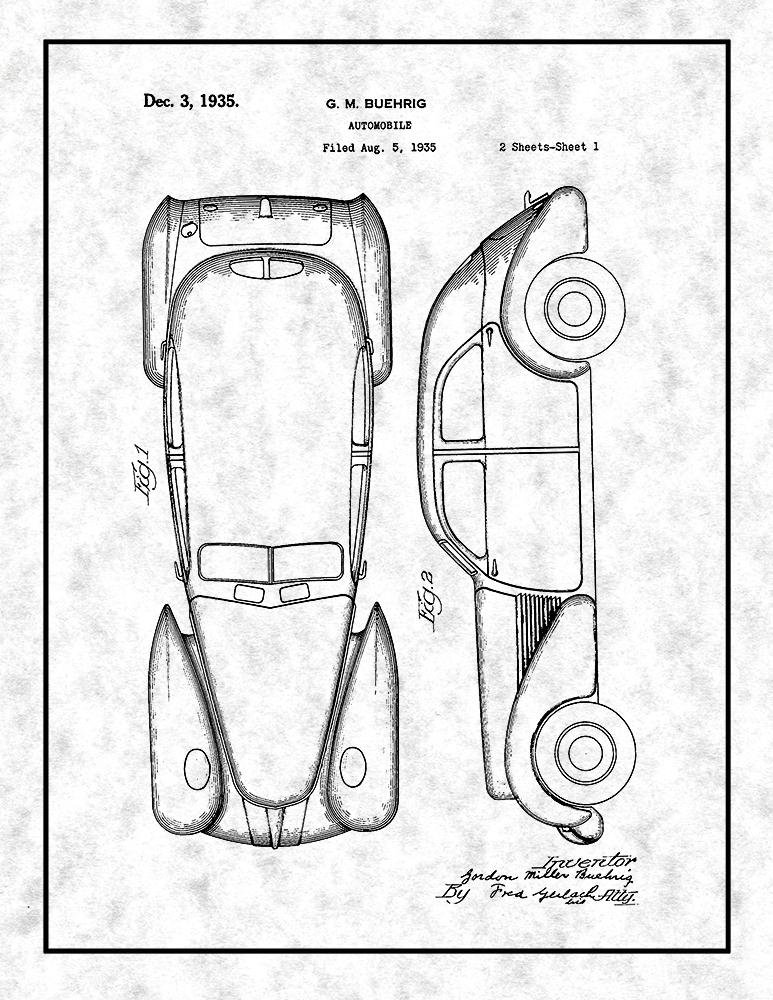 1960 mack truck box wiring diagram 1940 1950 Mack Truck amazon frame a patent automobile 1958 mack truck