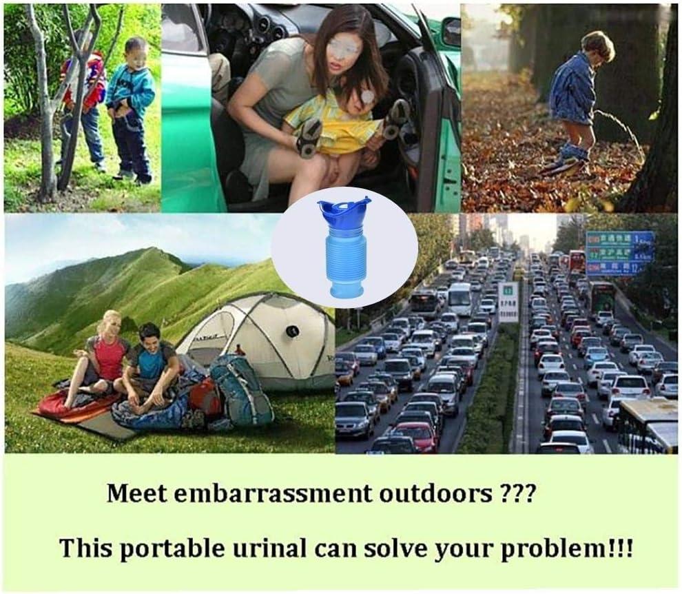 retr/áctil urinario de emergencia inodoro de emergencia para camping al aire libre Songxian Urinal de emergencia viajes reutilizable port/átil