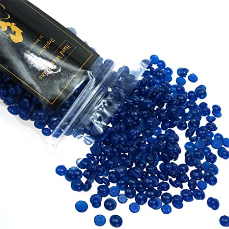 Amazon Com Hard Wax Beans Hair Removal Hot Waxing Warmer Kit