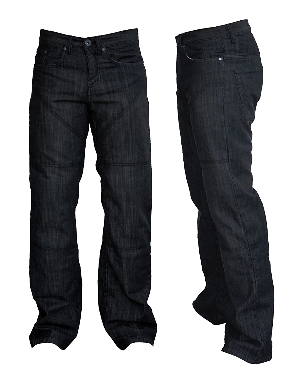 Pantalones vaqueros con paneles Kevlar: Amazon.es: Coche y moto
