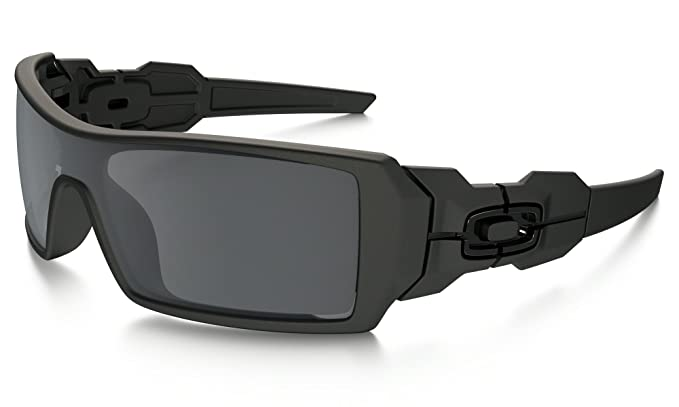 Amazon.com: Oakley Oil Rig - Gafas de sol y kit de limpieza ...