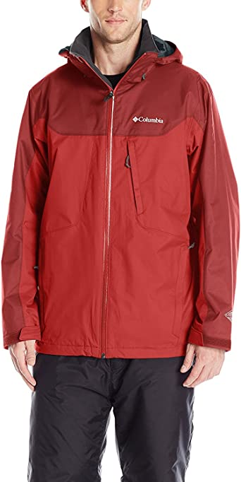 Waterproof Black Sportswear Skins Insulated Sub Jacket New Mens