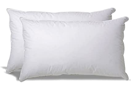 pillow feather down info pillows amazon luxury and india waldgeist