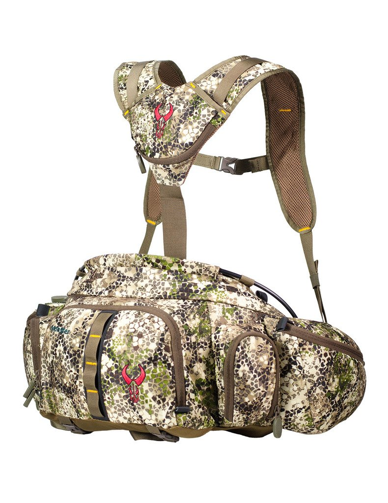 Badlands Monster Camouflage Hunting Fanny Pack, Approach Camo